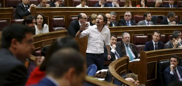 podemos-we-can-party-leader-pablo-iglesias-gestures-during-an-investiture-debate-at-parliament-in-madrid
